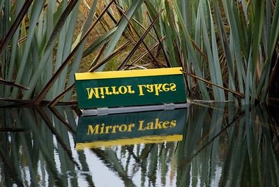 Mirrror Lake