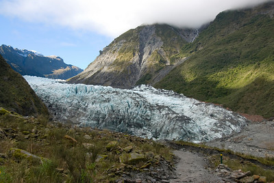 Fox Glacier, NZ