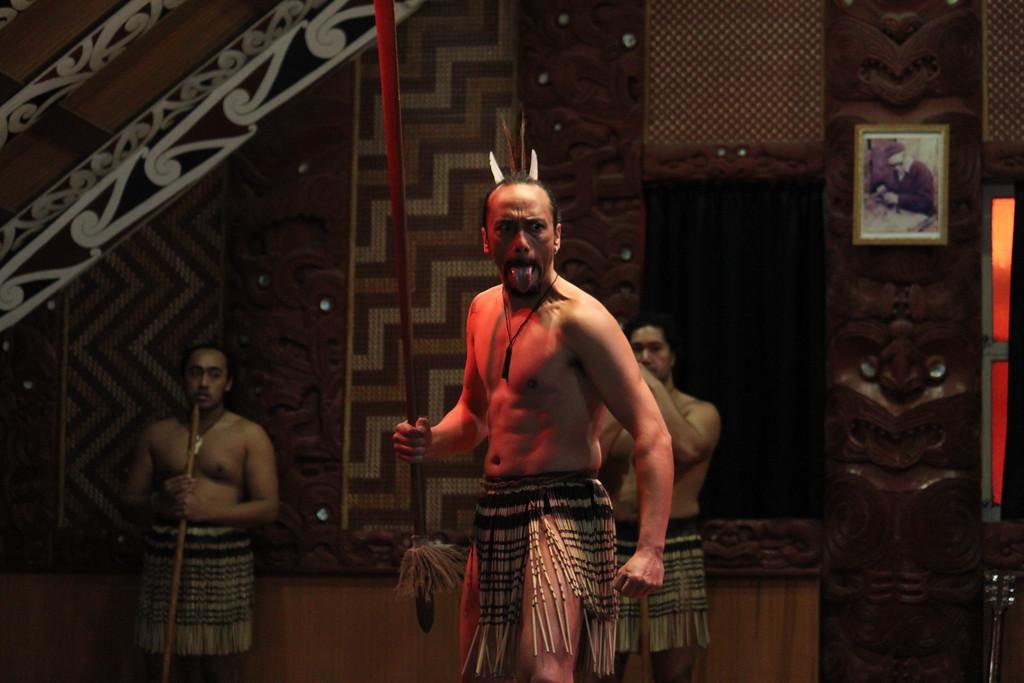 Te Puia - Rotorua, New Zealand
