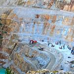 Open Pit Mine – Waihi, New Zealand – Photo