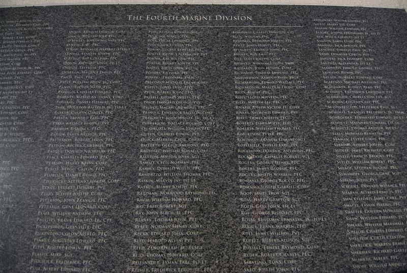 Deceased Marines Battle of Saipan