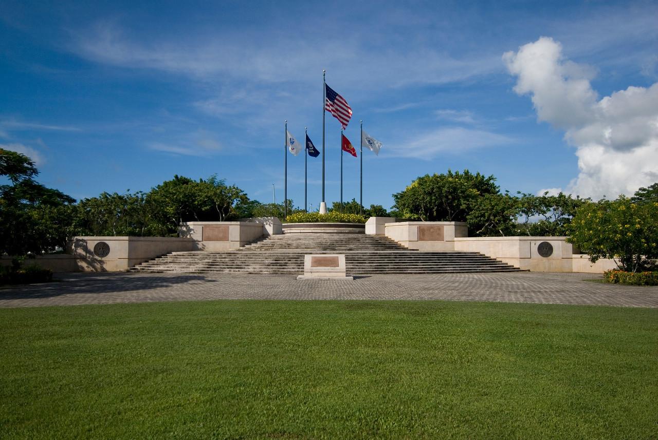 Battle of Saipan Memorial