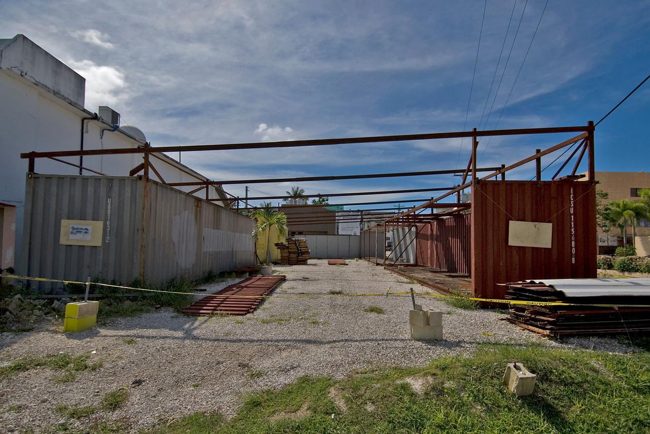 Shipping Container Construction - Saipan