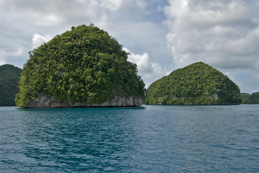 UNESCO World Heritage Site #178: Rock Islands Southern Lagoon