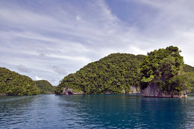 Rock Island Channel 3 - Palau