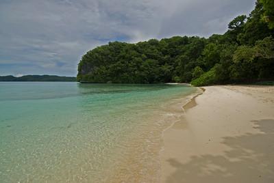 Rock Island Beach - Palau