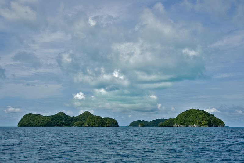 Rock Island 5 - Palau