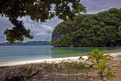 Rock Island Beach 3 - Palau