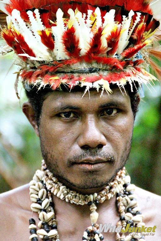 A Korafe tribesman