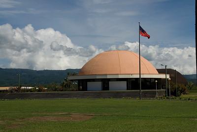 Samoan Parliment Building