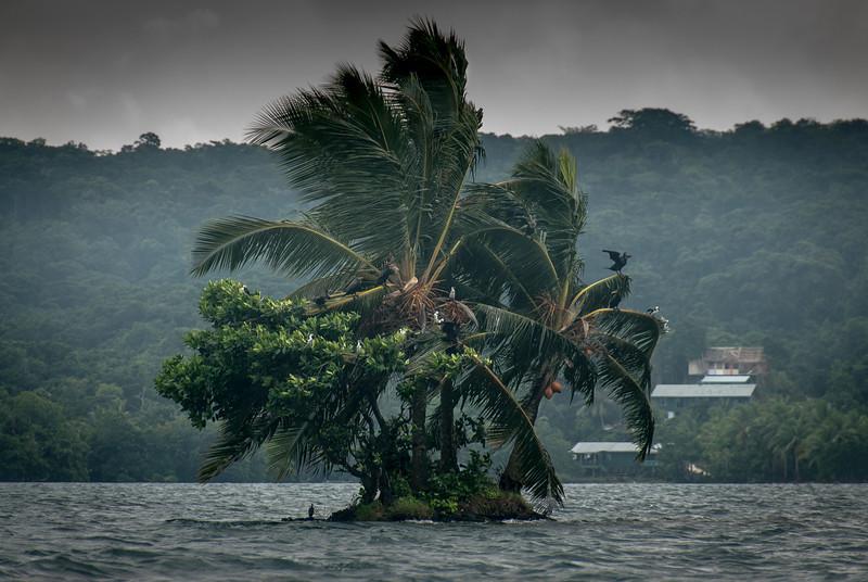 Rennell Island in Solomon Islands