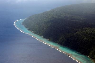 Reef, Rennell Island - Solomon Islands