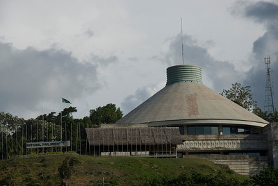 Solomon Islands Parliment Building