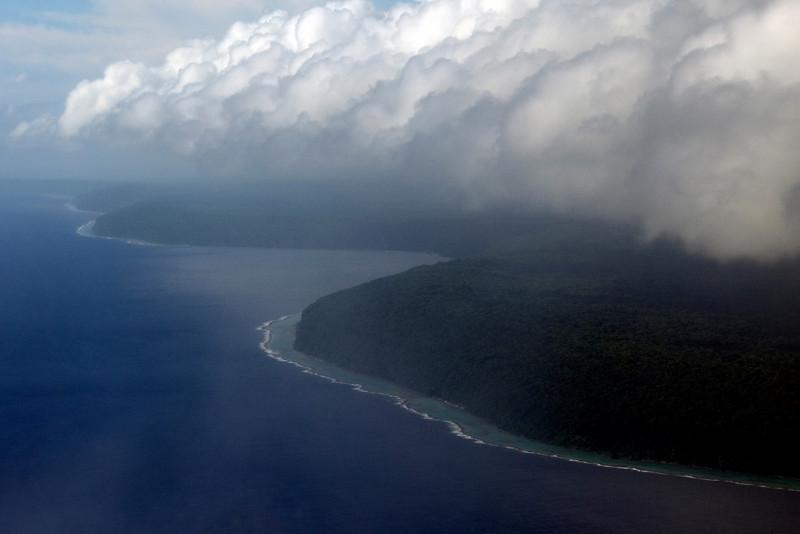 North Coast, Rennell Island - Solomon Islands