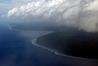 North Coast, Rennell Island - Solomon Islands