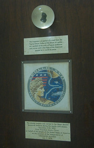 Moon Rock Plaque - Solomon Islands