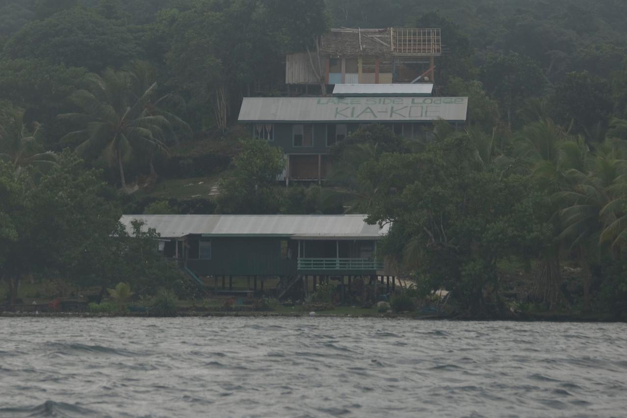 Kia Koe Lodge, Rennell Island - Solomon Islands