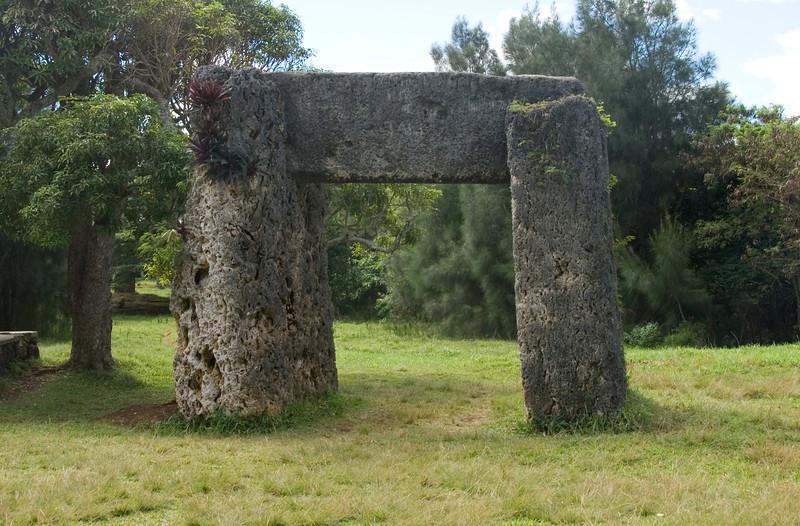 Tonga Stonehenge