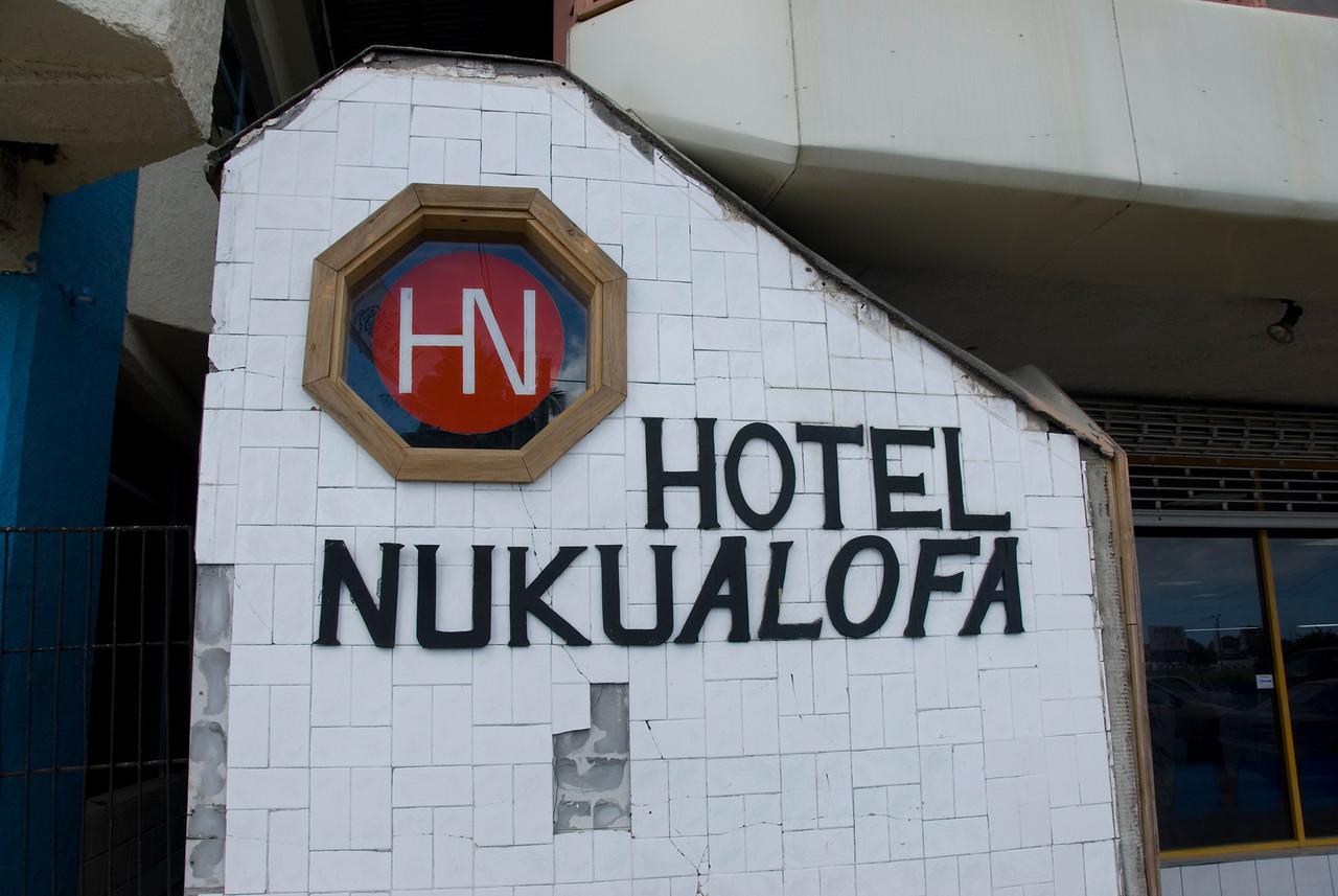 Hotel Nukualofa, Tonga