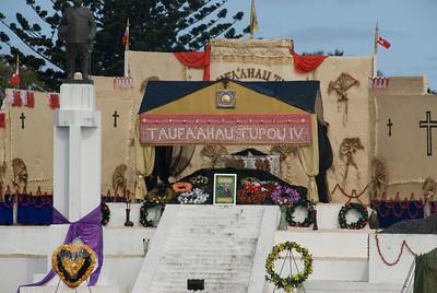 King of Tonga Tomb