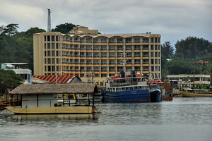 Port Vila Harbor