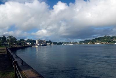 Port Vila Harbor - Vanuatu