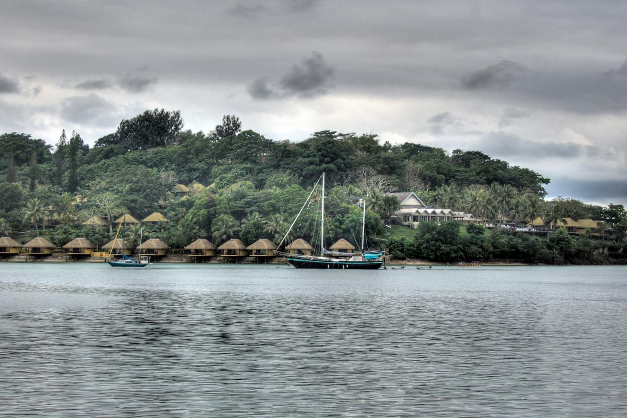 Port Vila Bungalows  HDR- Vanuatu