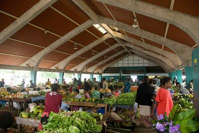 Port Vila Market - Vanuatu