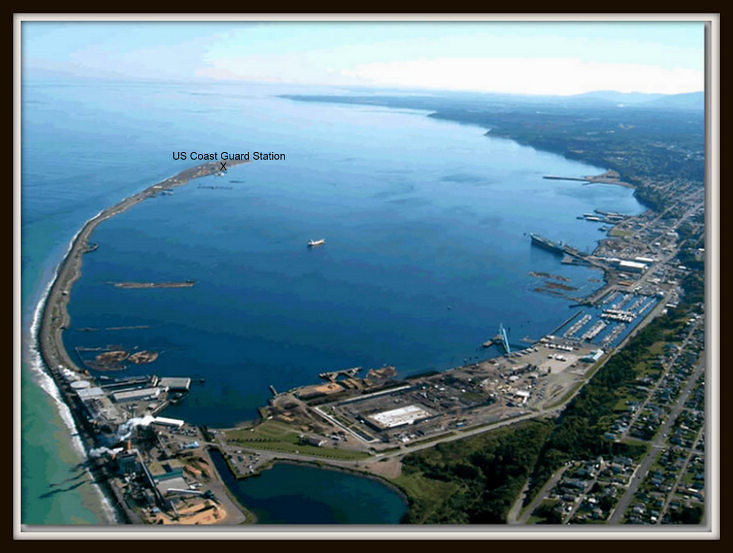 I didn't take this Picture, but I liked it a lot and wanted to Share it with Everybody:   Incorporated in 1890 , the City has progressed into the 21st century while still holding onto steadfast traditions of hard work, family and community. Quietly nestled between the Strait of Juan de Fuca and the Olympic Mountains, Port Angeles is located in Clallam County on the North Olympic Peninsula of Washington State - U.S.A.