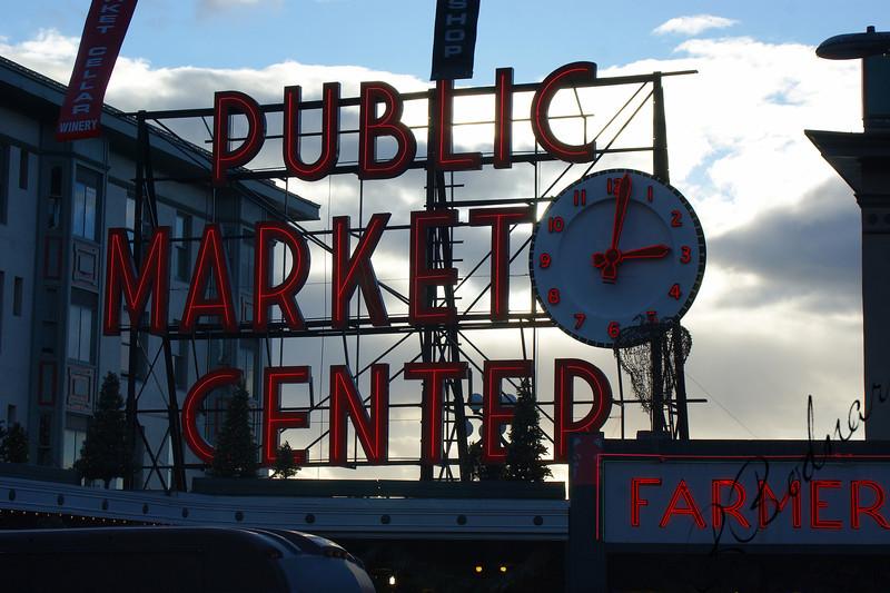 Photo By Bob Bodnar....................  Fish Market