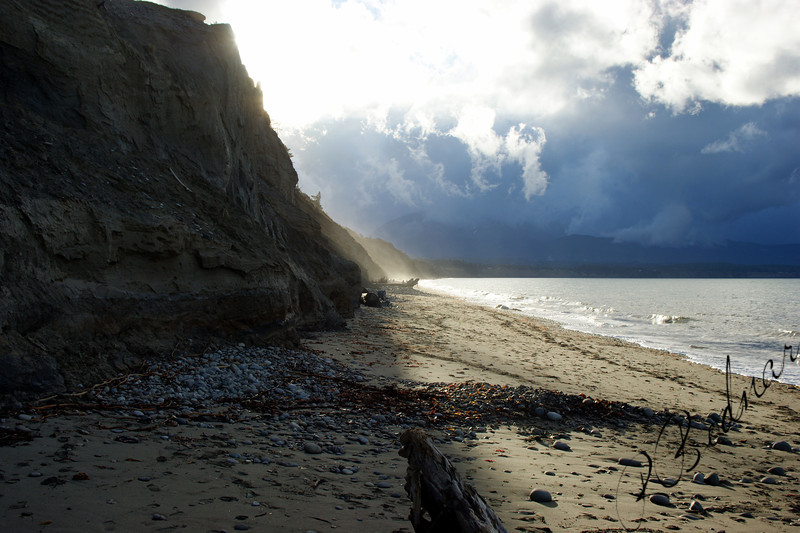 Photo By Bob Bodnar...............................Dungeness Spit