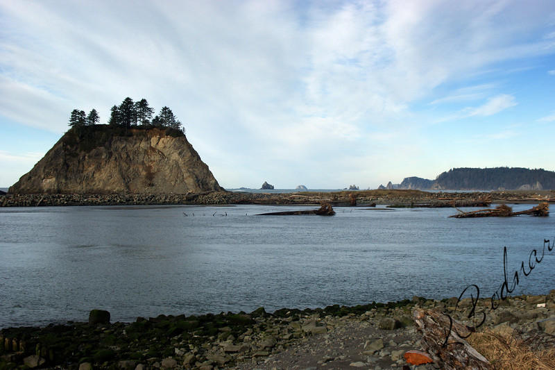 Photo By Bob Bodnar...........................La Push WA. On Pacific Coast
