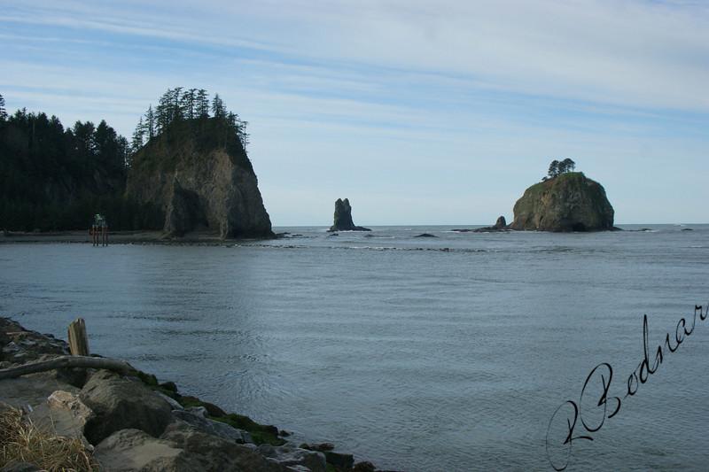 Photo By Bob Bodnar....................La Push WA. On Pacific Coast