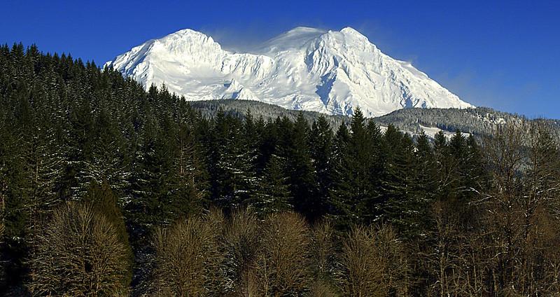 Photo By Bob Bodnar.......................MT. Rainier