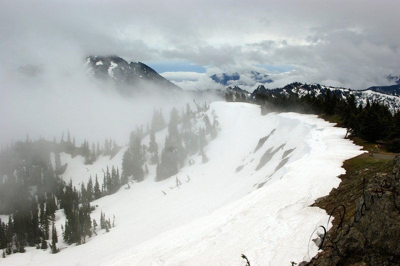 Photo By Bob Bodnar..............Hurricane Ridge