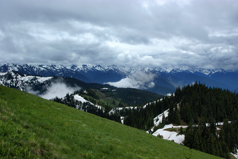 Photo By Bob Bodnar......................Hurricane Ridge