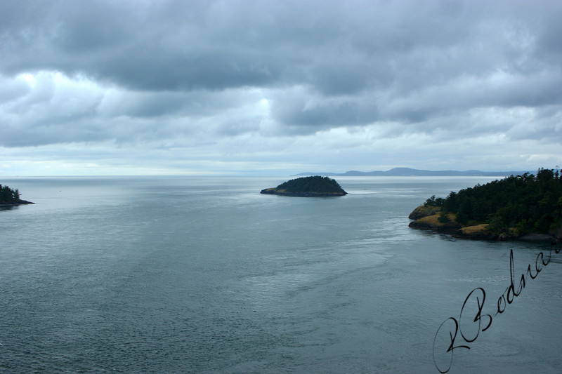 Photo By Bob Bodnar........Deception Pass, Whidbey Island WA.