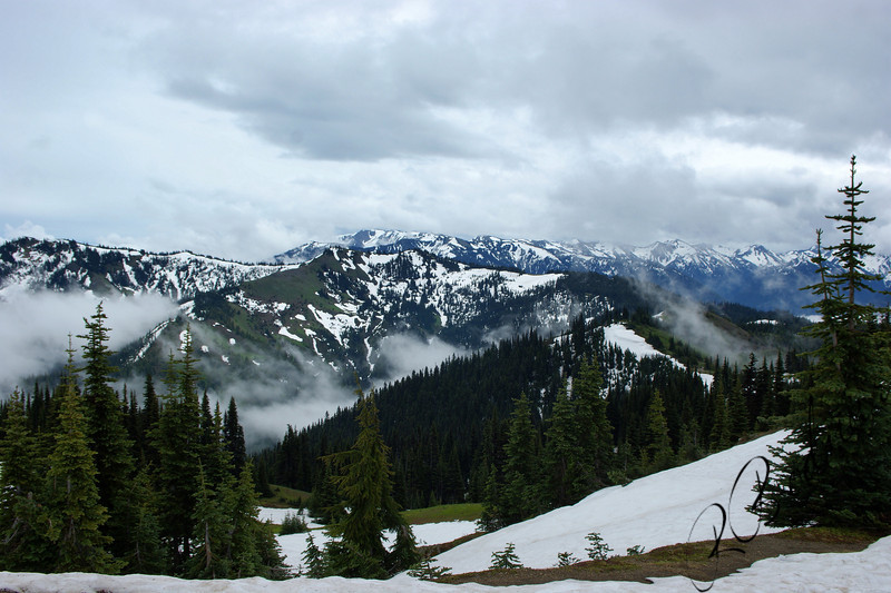 Photo By Bob Bodnar.......................Hurricane Ridge