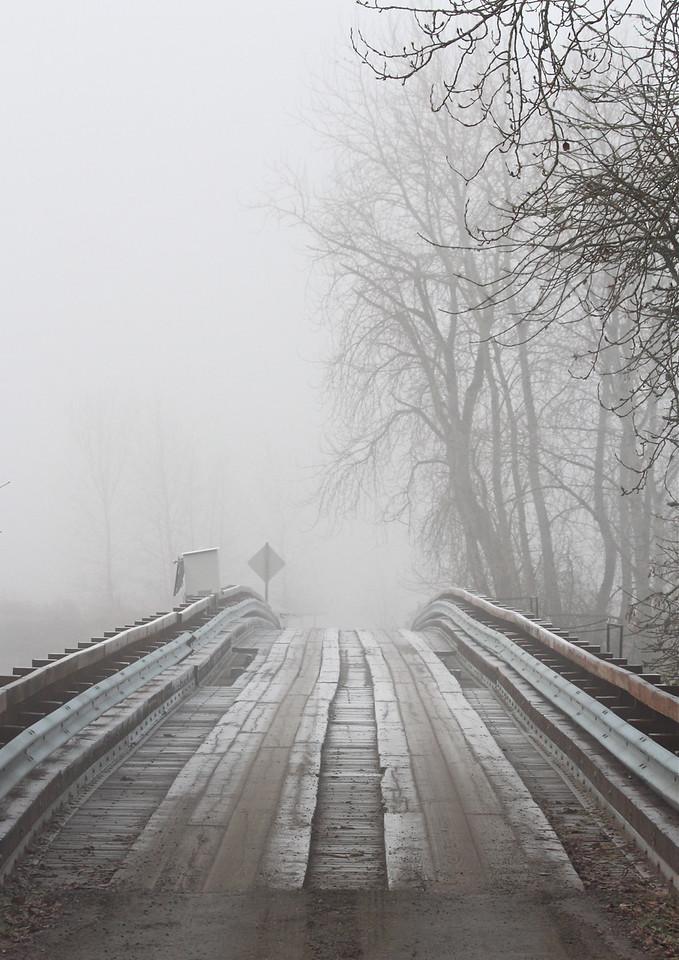 foggy Bridge Refuge
