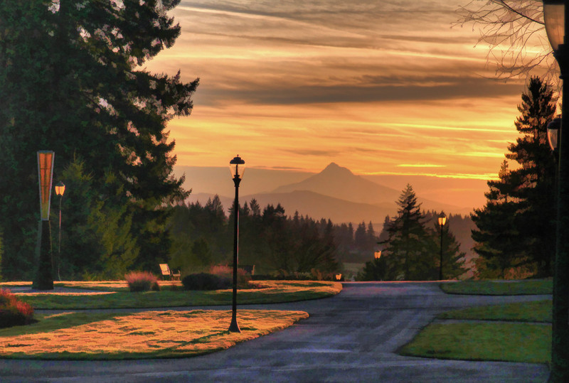 Jan4 Sunrise at WSUV