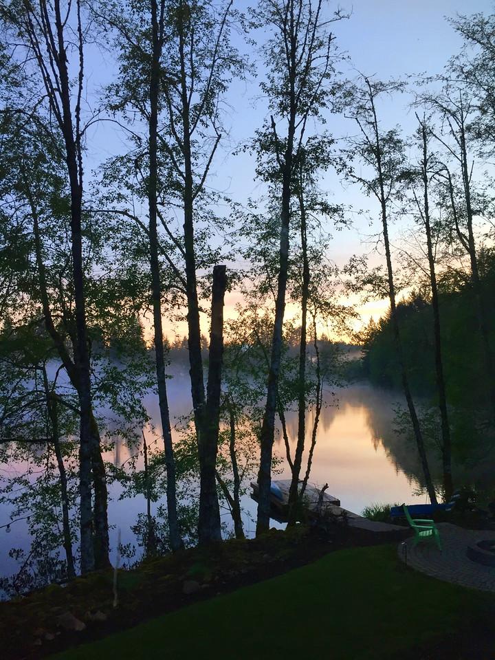 Foggy Morning 4-21 JT