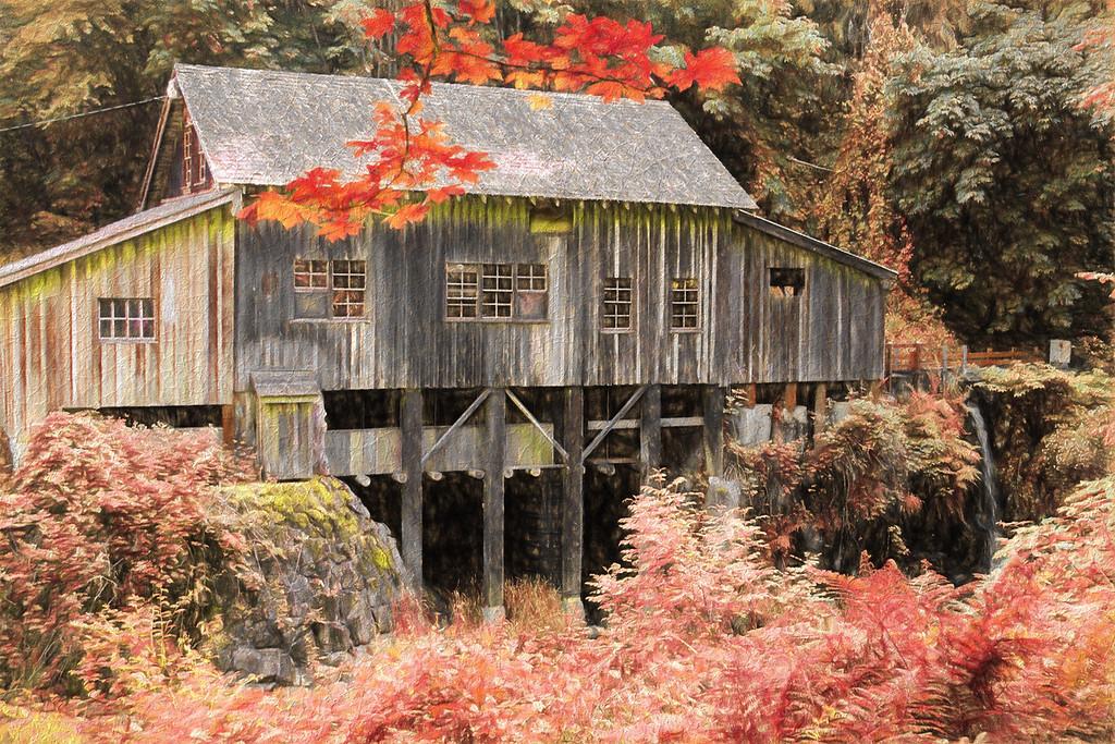 Grist Mill_WoodlandWA_joditripp_CavePainted