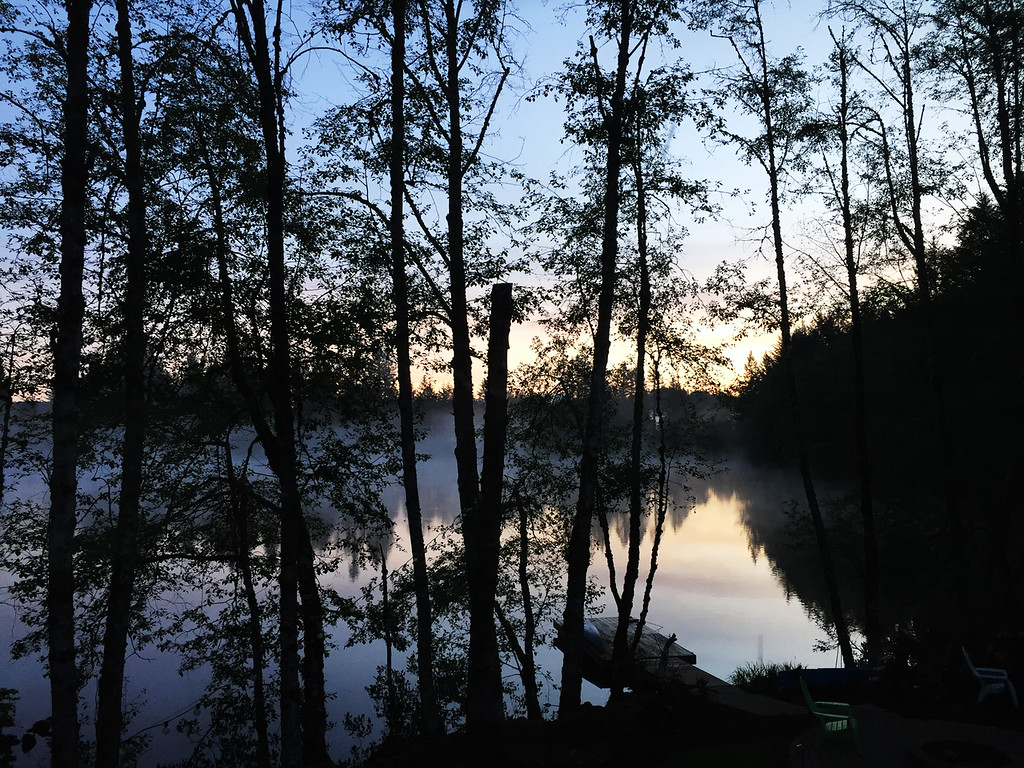April 21 horizontal _foggy Lake