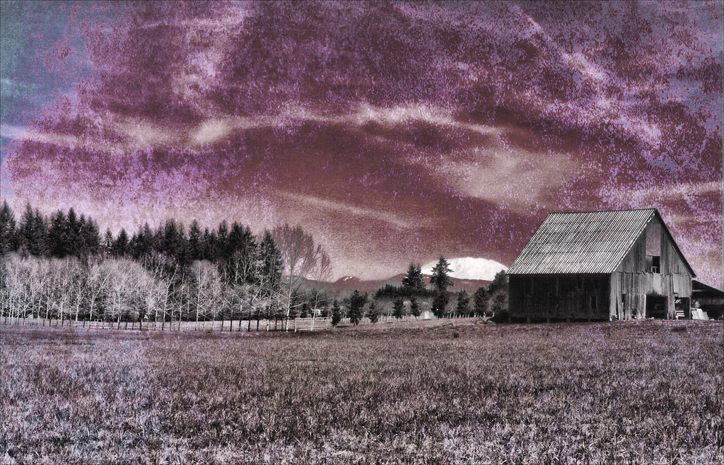 Barn colored