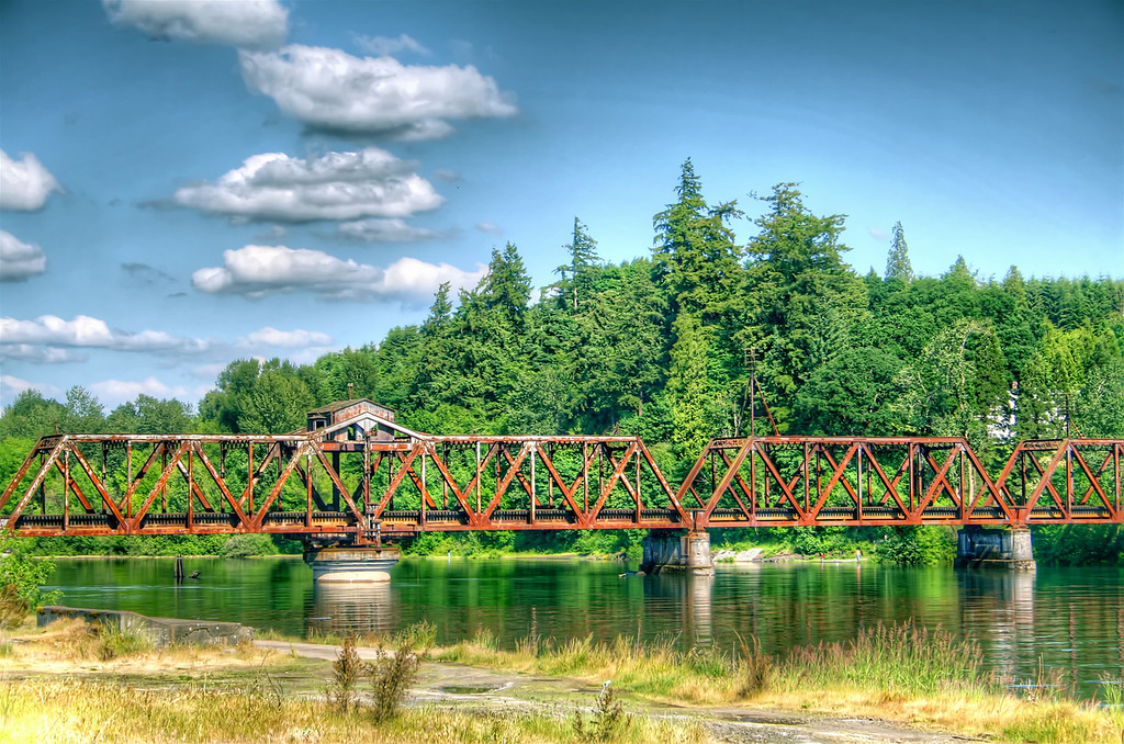 Train Bridge