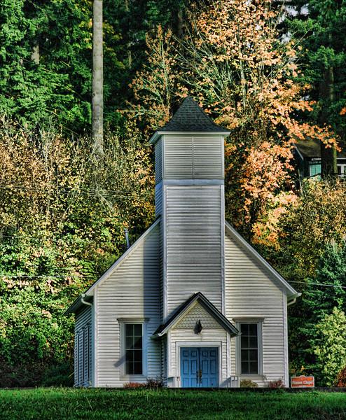 Tiny Church enhanced