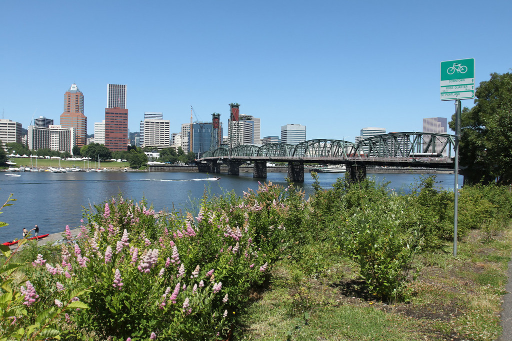 Hawthorne Bridge, Portland Or