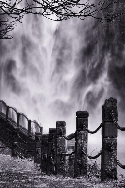 Spooky falls
