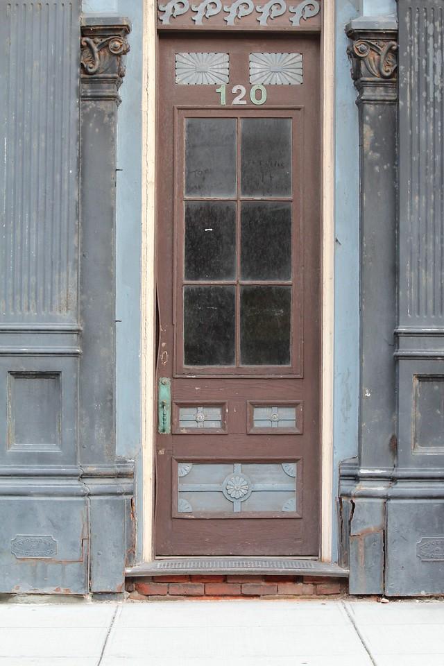 Cool door in Port Townsend Dec 2015 by Jodi Tripp