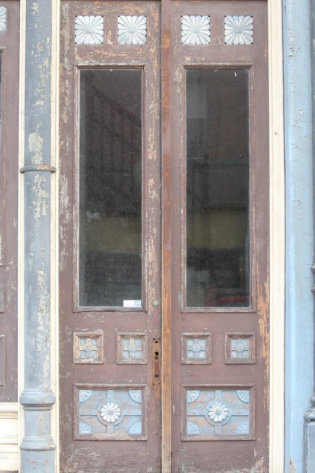 Antique door in Port Townsend by Jodi Tripp Dec 2015